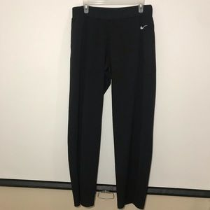 WOMENS NIKE FIT DRY DRI-FIT TRAINING ATHLETIC PANT